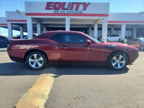 2018 Dodge Challenger for sale at EQUITY AUTO CENTER in Phoenix AZ