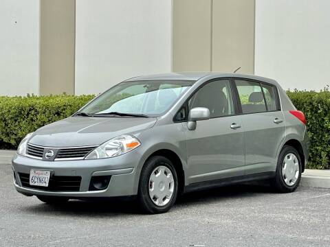 2008 Nissan Versa for sale at Carfornia in San Jose CA