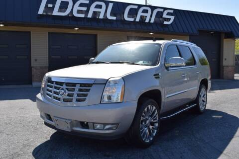 2007 Cadillac Escalade for sale at I-Deal Cars in Harrisburg PA