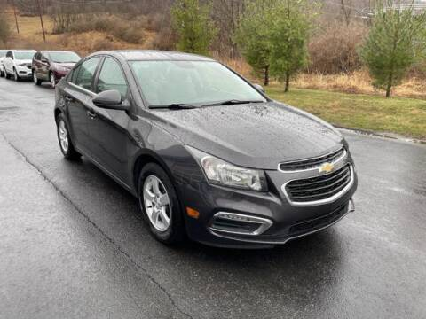 2016 Chevrolet Cruze Limited for sale at Hawkins Chevrolet in Danville PA