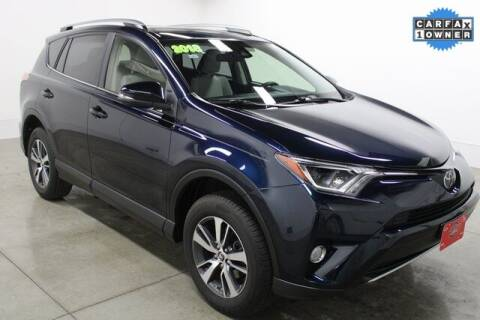2018 Toyota RAV4 for sale at Bob Clapper Automotive, Inc in Janesville WI