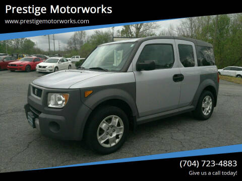 2005 Honda Element for sale at Prestige Motorworks in Concord NC