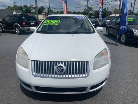 2008 Mercury Milan for sale at Cars for Less in Phenix City AL