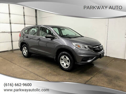 2016 Honda CR-V for sale at PARKWAY AUTO in Hudsonville MI