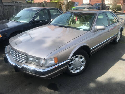 1995 Cadillac Seville for sale at American Dream Motors in Everett WA