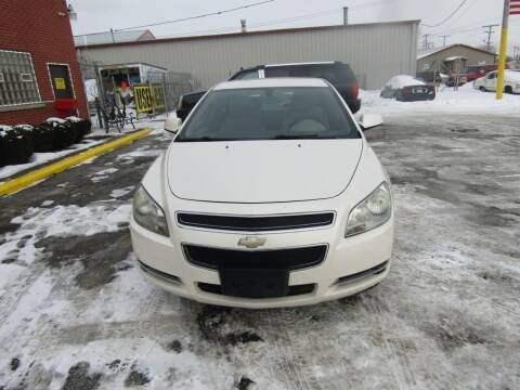2010 Chevrolet Malibu for sale at X Way Auto Sales Inc in Gary IN