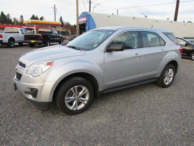 2012 Chevrolet Equinox for sale at Triple C Auto Brokers in Washougal WA