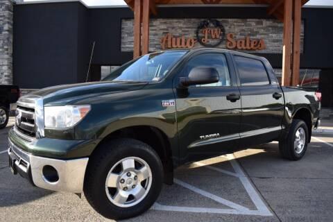 2011 Toyota Tundra for sale at JW Auto Sales LLC in Harrisonburg VA