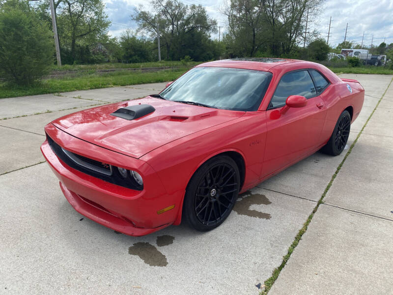 2012 Dodge Challenger for sale at Mr. Auto in Hamilton OH