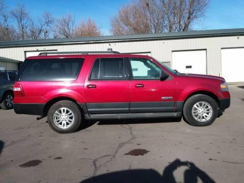 2007 Ford Expedition EL for sale at QS Auto Sales in Sioux Falls SD