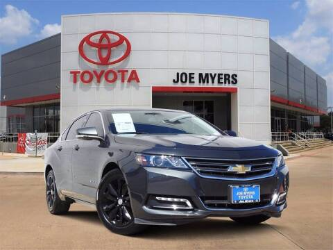 2019 Chevrolet Impala for sale at Joe Myers Toyota PreOwned in Houston TX