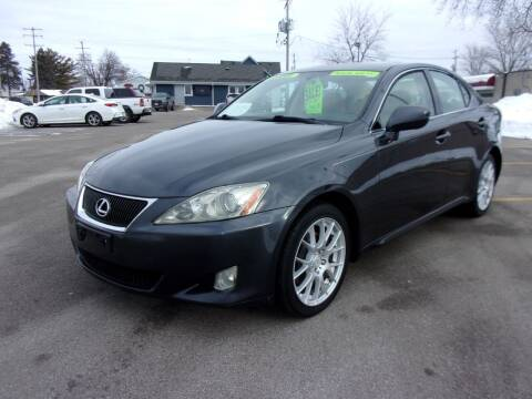 2006 Lexus IS 250 for sale at Ideal Auto Sales, Inc. in Waukesha WI