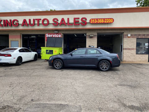 2017 Chrysler 300 for sale at KING AUTO SALES  II in Detroit MI