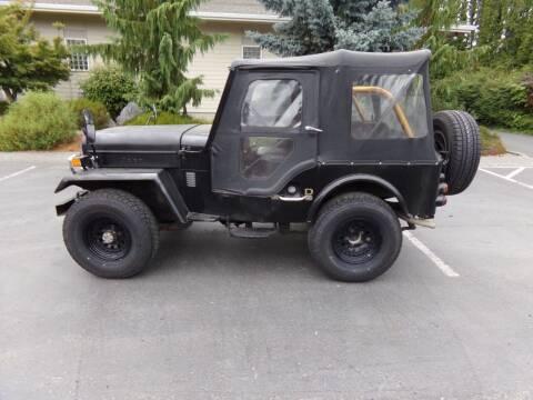 1988 Jeep CJ-5 for sale at Signature Auto Sales in Bremerton WA