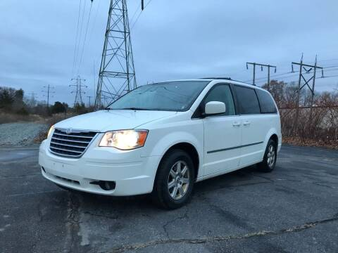 2010 Chrysler Town and Country for sale at Fournier Auto and Truck Sales in Rehoboth MA