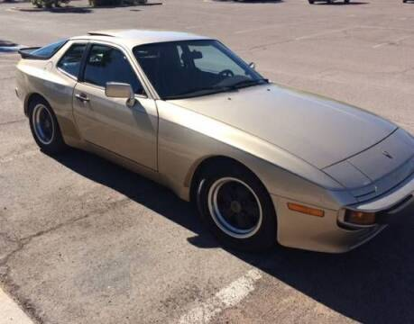 1986 Porsche 944 for sale at Classic Car Deals in Cadillac MI