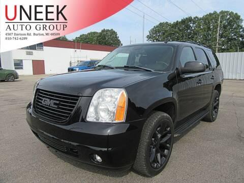 2008 GMC Yukon for sale at Uneek Auto Group LLC in Burton MI