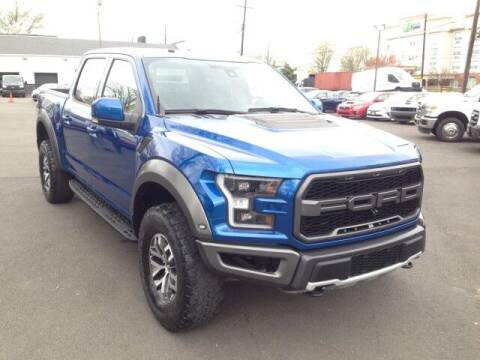 2017 Ford F-150 for sale at EMG AUTO SALES in Avenel NJ