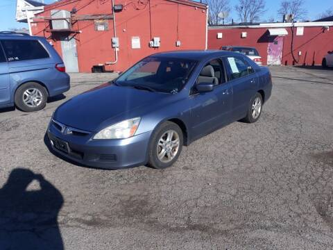 2007 Honda Accord for sale at Flag Motors in Columbus OH