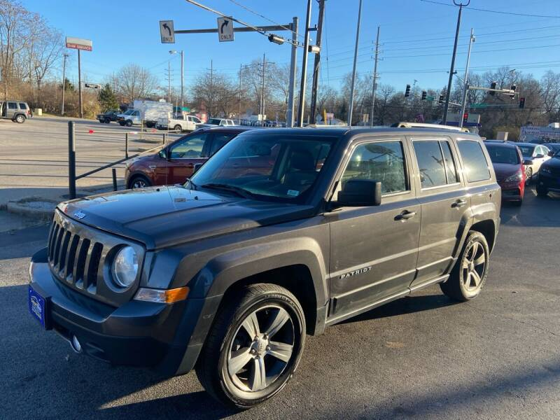 2016 Jeep Patriot for sale at Smart Buy Car Sales in St. Louis MO