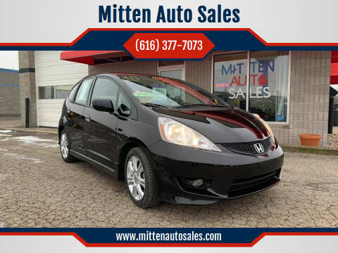 2010 Honda Fit for sale at Mitten Auto Sales in Holland MI