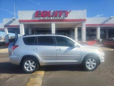 2012 Toyota RAV4 for sale at EQUITY AUTO CENTER in Phoenix AZ