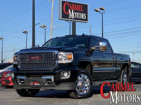 2018 GMC Sierra 2500HD for sale at Carmel Motors in Indianapolis IN