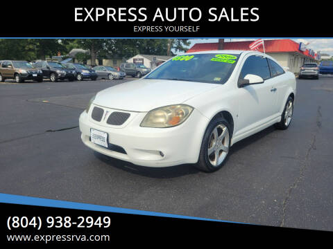 2009 Pontiac G5 for sale at EXPRESS AUTO SALES in Midlothian VA