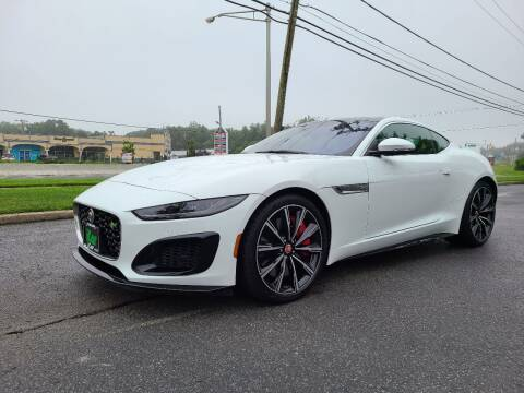2021 Jaguar F-TYPE for sale at iCar Auto Sales in Howell NJ