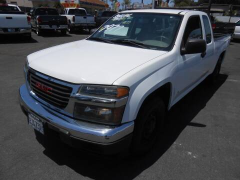 2007 GMC Canyon for sale at ANYTIME 2BUY AUTO LLC in Oceanside CA