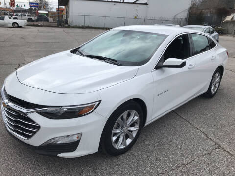 2020 Chevrolet Malibu for sale at East Memphis Auto Center in Memphis TN