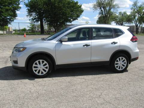 2018 Nissan Rogue for sale at Burhill Leasing Corp. in Dayton OH