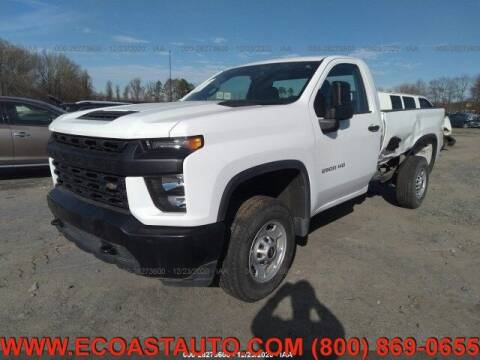 2020 Chevrolet Silverado 2500HD for sale at East Coast Auto Source Inc. in Bedford VA