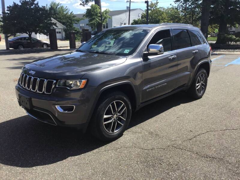 2018 Jeep Grand Cherokee for sale at Bromax Auto Sales in South River NJ