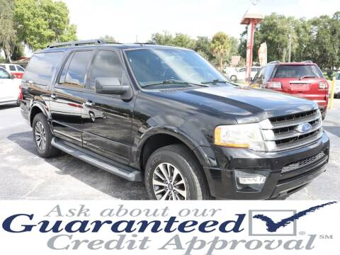 2017 Ford Expedition EL for sale at Universal Auto Sales in Plant City FL