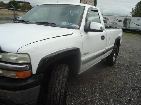 2000 Chevrolet Silverado 2500 for sale at Branch Avenue Auto Auction in Clinton MD