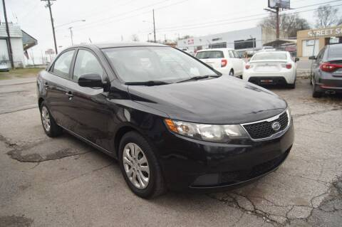 2012 Kia Forte for sale at Green Ride Inc in Nashville TN