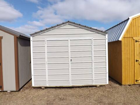 10 x 12 METAL UTILITY STYLE for sale at Extra Sharp Autos in Montello WI