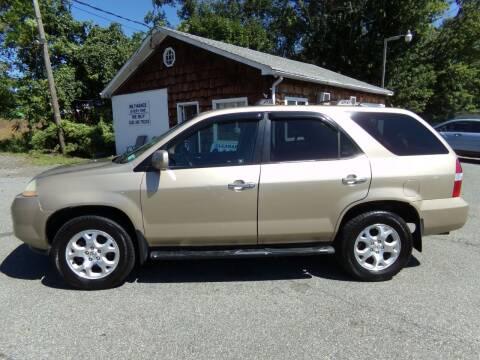 2001 Acura MDX for sale at Trade Zone Auto Sales in Hampton NJ