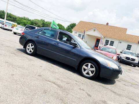 2004 Honda Accord for sale at New Wave Auto of Vineland in Vineland NJ