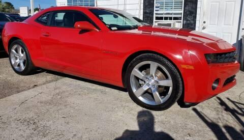 2010 Chevrolet Camaro for sale at Rodgers Enterprises in North Charleston SC