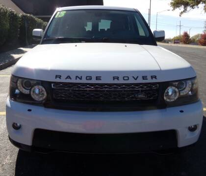 2013 Land Rover Range Rover Sport for sale at US Auto Brokers LLC in Kansas City MO