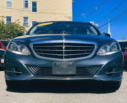 2014 Mercedes-Benz E-Class for sale at Buy Here Pay Here Auto Sales in Newark NJ