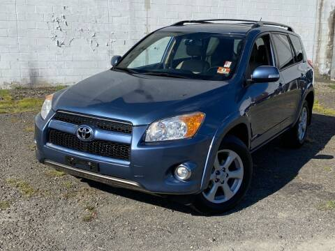 2011 Toyota RAV4 for sale at JMAC IMPORT AND EXPORT STORAGE WAREHOUSE in Bloomfield NJ