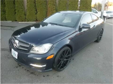 2012 Mercedes-Benz C-Class for sale at Klean Carz in Seattle WA