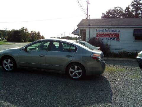 2008 Nissan Altima for sale at Locust Auto Imports in Locust NC
