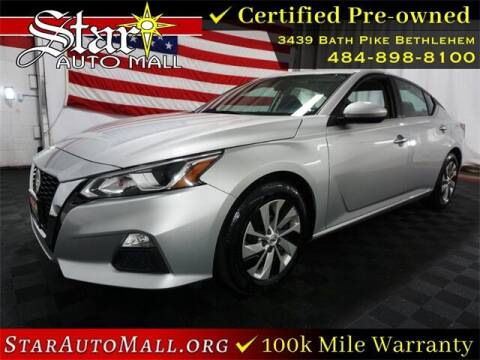 2019 Nissan Altima for sale at STAR AUTO MALL 512 in Bethlehem PA