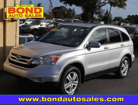 2011 Honda CR-V for sale at Bond Auto Sales in St Petersburg FL