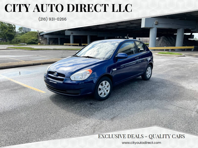 2009 Hyundai Accent for sale at City Auto Direct LLC in Cleveland OH