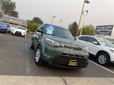 2014 Kia Soul for sale at Save Auto Sales in Sacramento CA